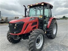 2017 Mahindra 8090 MFWD Tractor