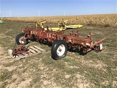 Lilliston 6-Row Rolling Cultivator