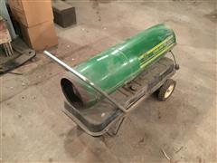 Coop 150 Kerosene Heater & PowerBoss Pressure Washer
