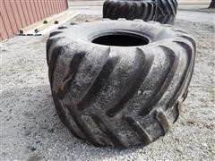 Michelin Mega X Bib 1000/50R25 Floater Tire