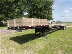 1978 Transcraft DTX-18-44 T/A Drop Deck Trailer