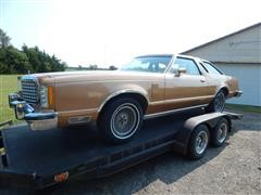 1978 Ford Thunderbird Car