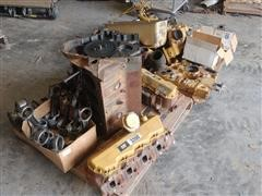 Caterpillar 3208 Remanufactured Turbo Engine