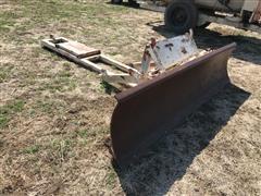 Otter Dozer Blade Attachment For Tractor