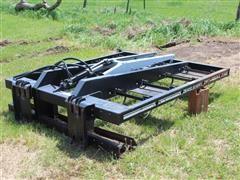 Hoelscher 100 Hydraulic Bale Fork