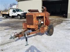 CH&E 2906W Self-Priming Pump