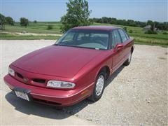 1999 Oldsmobile 88LS 4 Door Sedan