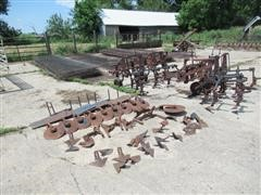 McCormick 4R38 Front Mount Row Crop Cultivator