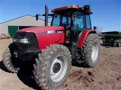 2005 Case IH MXM120 MFWD Tractor