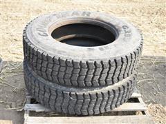 Goodyear 295/75/R22.5 Tires