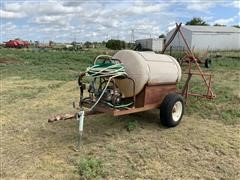 20' Pull-Type Sprayer W/Pump