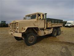 1984 American General M923 6x6 Military Transport Truck