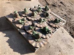 John Deere Planter Wavey Cutter Openers