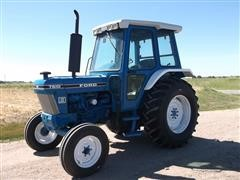 1988 Ford 7610 2WD Tractor