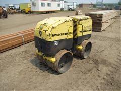 2005 Wacker RT Vibratory Trench Compactor