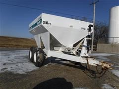 Willmar Super 500 5 Ton Dry Fertilizer Spreader