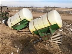 Agri-Products 300 Gal Fertilizer Saddle Tanks BigIron Auctions