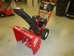 "Troy-Bilt Storm 2625 26"" Self Propelled 2 Stage Snow Blower"