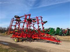 2013 Sunflower 5035-34 Field Cultivator