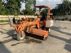 2012 Broce BB250B Tow Behind Broom