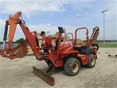 2011 Ditch Witch RT55 Ride-On Trencher