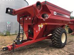 2012 J & M 750 Grain Cart