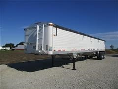 2009 Timpte Super Hopper T/A Grain Trailer