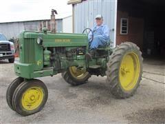 1954 John Deere 40 Tractor