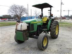 2002 John Deere 5320 2WD Tractor