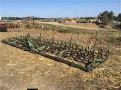 John Deere 3-Pt Spring Tooth Harrow
