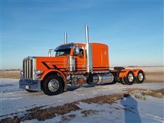 2013 Peterbilt 389 T/A Truck Tractor
