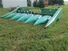 John Deere 6 Row Wide Corn Header
