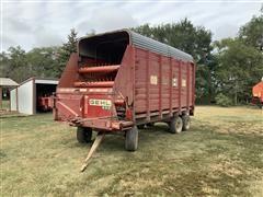 Gehl 940 T/A Silage Wagon