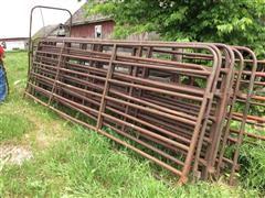 Powder River Steel Gates