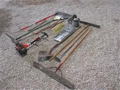 Echo SRM230 String Trimmer And Other Equipment