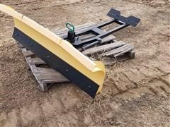 2011 Meyer Path Pro Snow Plow