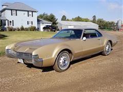 1966 Oldsmobile Toronado Deluxe Classic Car