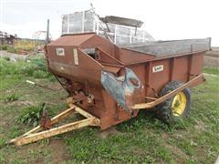 Schuler 120B Feeder Wagon