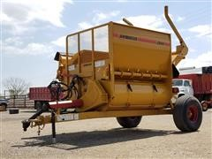 2014 Haybuster 2650 Bale Processor