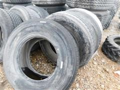 Long March LM128 Truck Trailer Tires