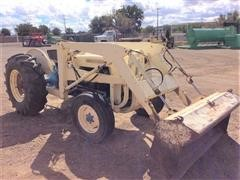 1962 Ford 2000 2WD Tractor W/ Loader