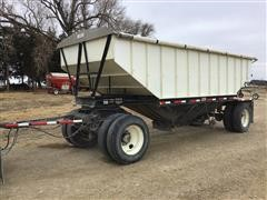 1980 Doonan D21R24 Grain Trailer