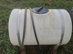 100 Gallon Poly/Vinyl Tank