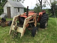Allis-Chalmers 5050 2WD Tractor W/Loader