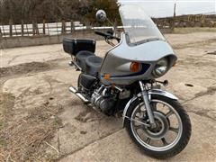 1976 Honda Gold Wing GL1000 Motorcycle