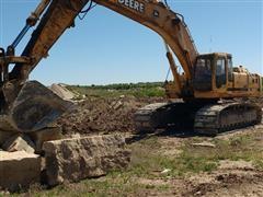 1999 John Deere 450LC Excavator