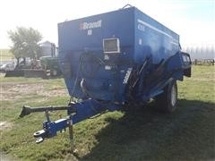 Brandt 4355 Stockmaster Feed Wagon