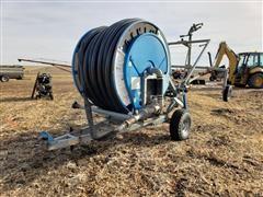 Ocmis Hose Reel Irrigation Traveling Large Gun