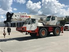 1992 Link-Belt ATC-822 All Terrain Crane