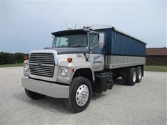1985 Ford 9000 T/A Grain Truck